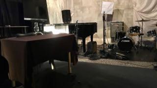 ピアノライブ送別会の準備_e0093380_9512216.jpg
