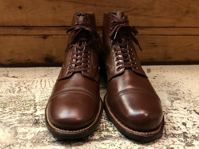8月7日(水)マグネッツ大阪店 秋ヴィンテージ入荷!!#2  Hunting & Mix編!! Boots & Leather、Vest!!_c0078587_1839490.jpg