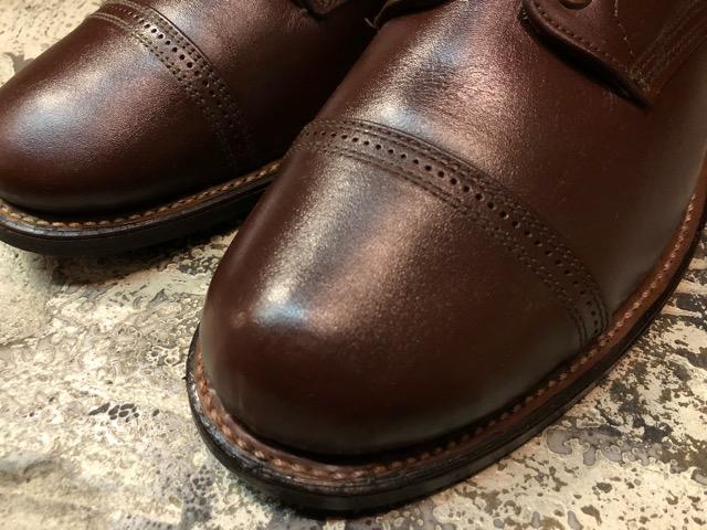 8月7日(水)マグネッツ大阪店 秋ヴィンテージ入荷!!#2  Hunting & Mix編!! Boots & Leather、Vest!!_c0078587_18395158.jpg
