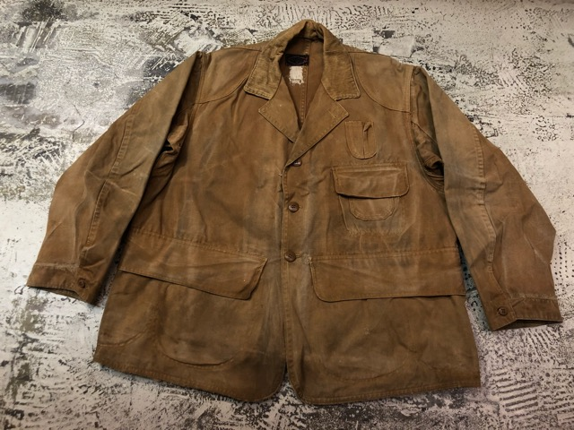 8月7日(水)マグネッツ大阪店 秋ヴィンテージ入荷!!#2  Hunting & Mix編!! Boots & Leather、Vest!!_c0078587_1941925.jpg