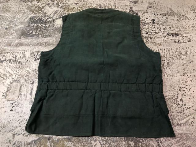8月7日(水)マグネッツ大阪店 秋ヴィンテージ入荷!!#2  Hunting & Mix編!! Boots & Leather、Vest!!_c0078587_20151727.jpg