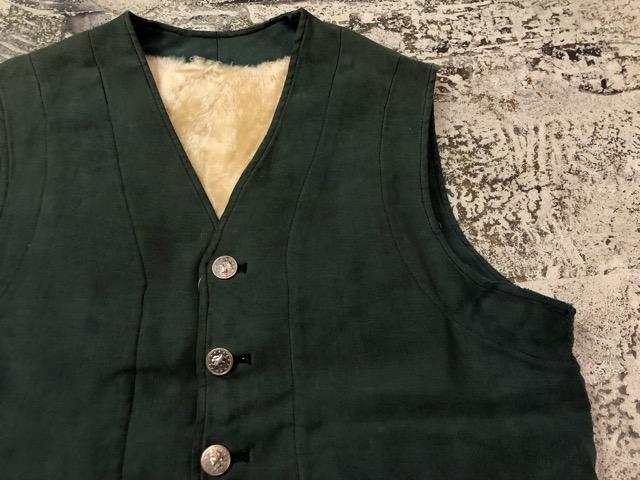 8月7日(水)マグネッツ大阪店 秋ヴィンテージ入荷!!#2  Hunting & Mix編!! Boots & Leather、Vest!!_c0078587_20153270.jpg
