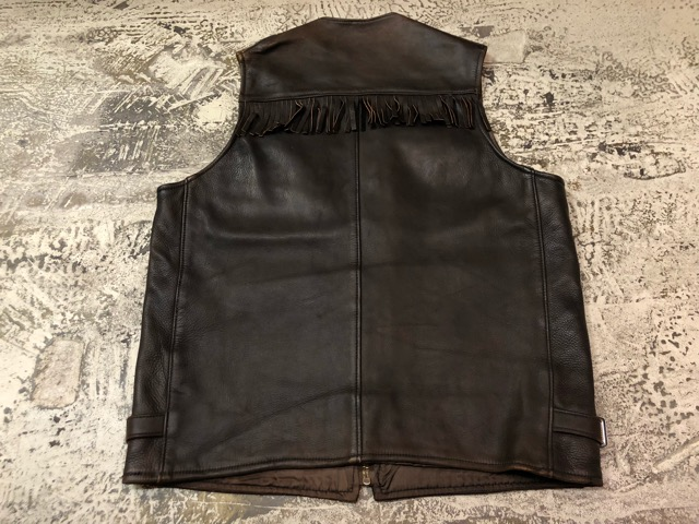 8月7日(水)マグネッツ大阪店 秋ヴィンテージ入荷!!#2  Hunting & Mix編!! Boots & Leather、Vest!!_c0078587_2017586.jpg