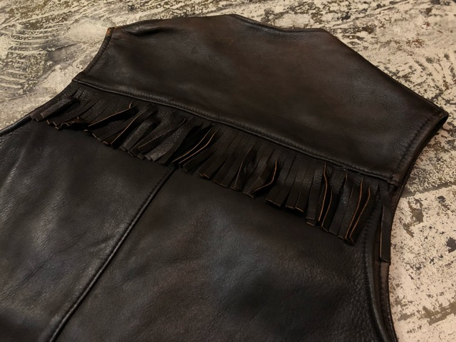 8月7日(水)マグネッツ大阪店 秋ヴィンテージ入荷!!#2  Hunting & Mix編!! Boots & Leather、Vest!!_c0078587_20201747.jpg