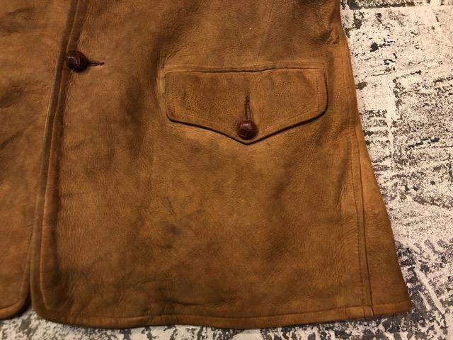 8月7日(水)マグネッツ大阪店 秋ヴィンテージ入荷!!#2  Hunting & Mix編!! Boots & Leather、Vest!!_c0078587_20211021.jpg