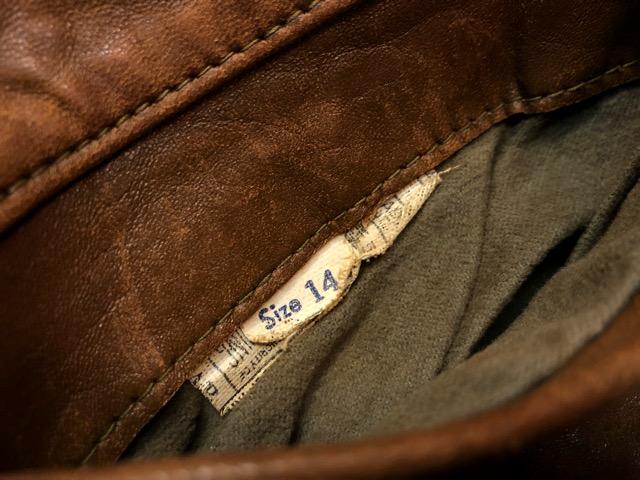 8月7日(水)マグネッツ大阪店 秋ヴィンテージ入荷!!#2  Hunting & Mix編!! Boots & Leather、Vest!!_c0078587_20235110.jpg