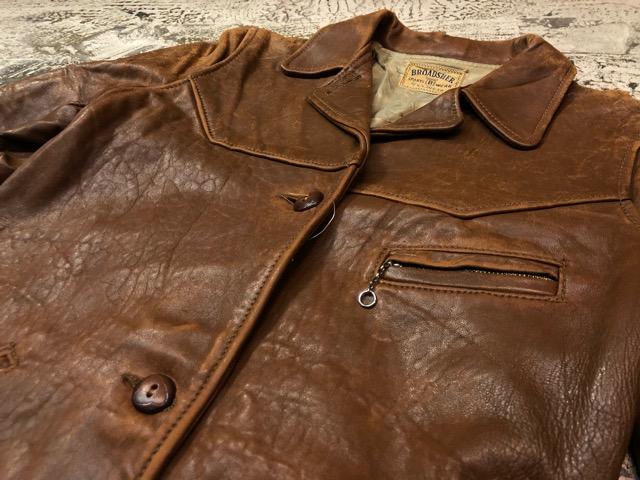8月7日(水)マグネッツ大阪店 秋ヴィンテージ入荷!!#2  Hunting & Mix編!! Boots & Leather、Vest!!_c0078587_20243475.jpg