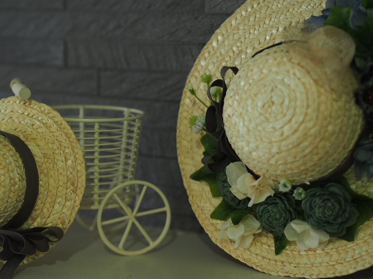 麦わら帽子ファイナルでした!ありがとうございます。_d0144095_13172409.jpg