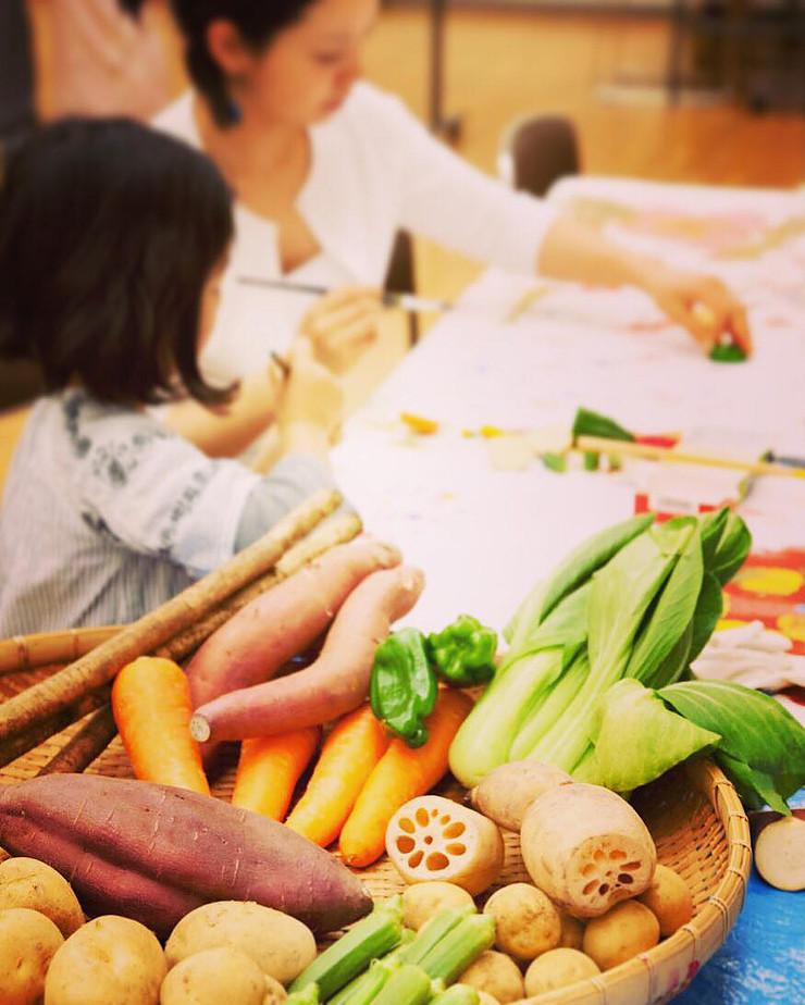 「お野菜はんこでミニトートーバッグをつくろう!」のおしらせ_a0160196_07044898.jpg