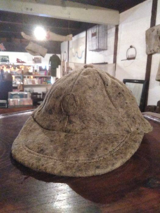 戦中の帽子。_e0350308_14330211.jpg