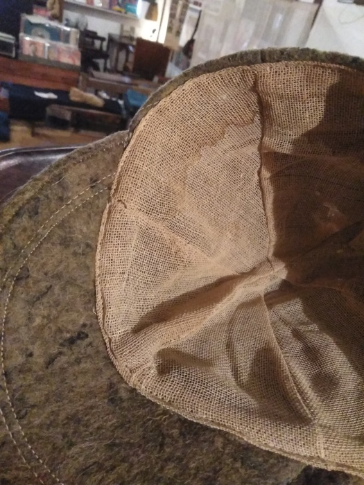 戦中の帽子。_e0350308_14350593.jpg