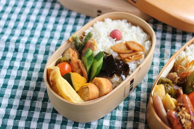 曲げわっぱ弁当 ~外食よりお弁当を~_f0354014_15305761.jpg