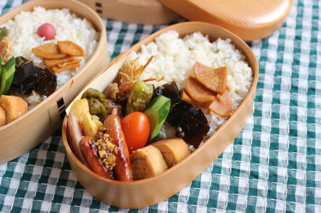 曲げわっぱ弁当 ~外食よりお弁当を~_f0354014_15312009.jpg