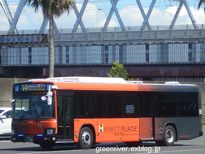 京成トランジットバス M126_e0004218_20162613.jpg