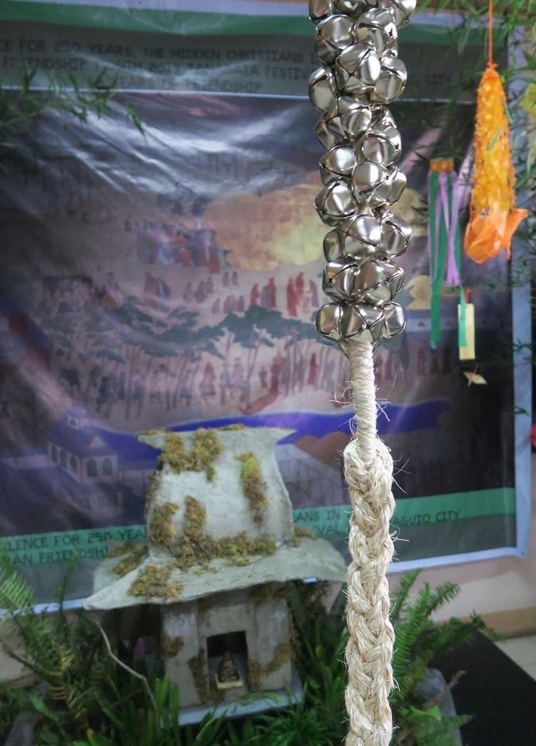 バギオ七夕祭10 Philippines-Japan Friendship month 2019  -その4- <「潜伏キリシタンと七夕祭」コーナー>_a0109542_13501922.jpg