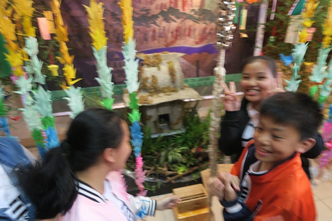 バギオ七夕祭10 Philippines-Japan Friendship month 2019  -その4- <「潜伏キリシタンと七夕祭」コーナー>_a0109542_13514713.jpg