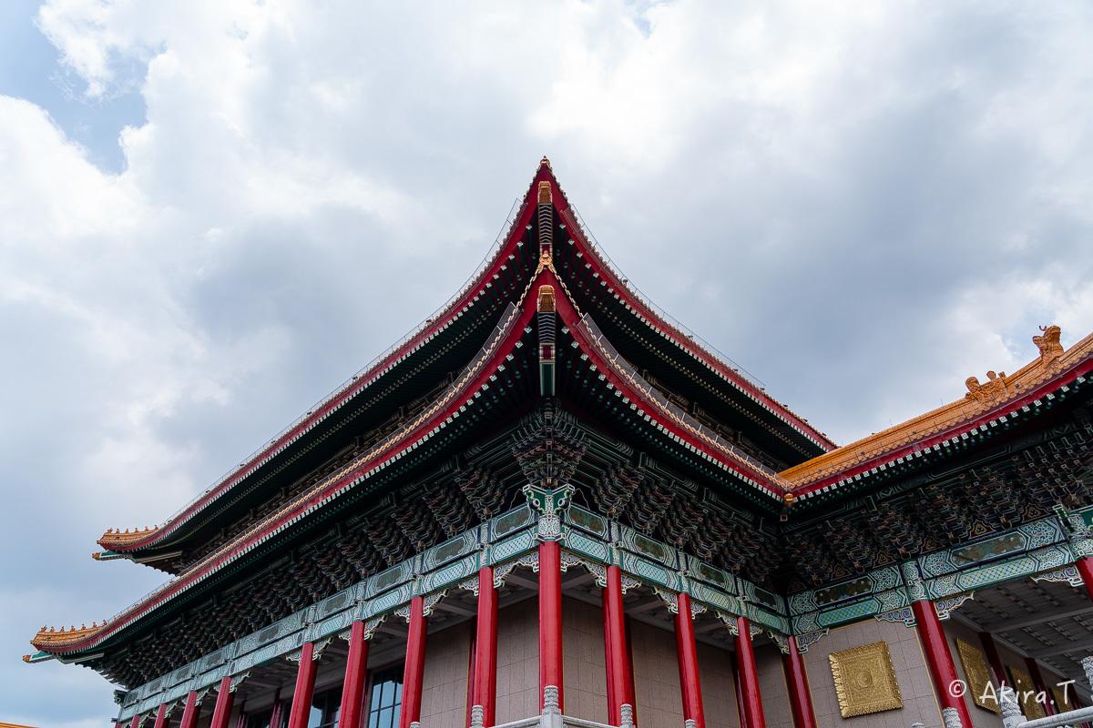 台湾 -1- 〜中正紀念堂〜_f0152550_21563526.jpg