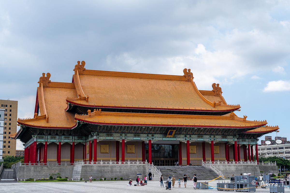 台湾 -1- 〜中正紀念堂〜_f0152550_21564261.jpg