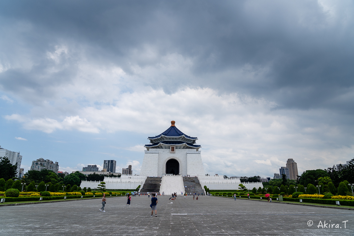 台湾 -1- 〜中正紀念堂〜_f0152550_21573382.jpg