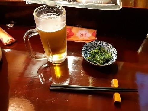 8月 お出掛け隊 (裏難波・塩おにぎり)_b0138552_22073885.jpg