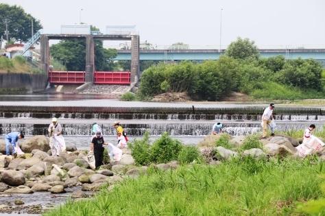 奥入瀬川の恵みを体感~奥入瀬川クリーン作戦~_f0237658_17204302.jpg