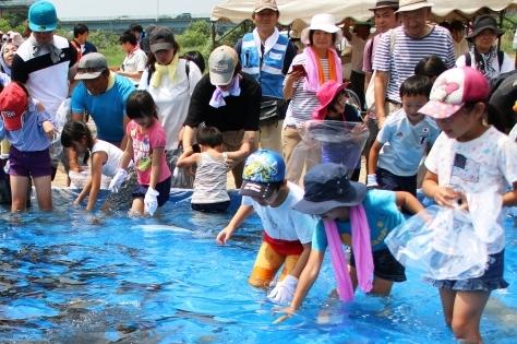奥入瀬川の恵みを体感~奥入瀬川クリーン作戦~_f0237658_17205848.jpg