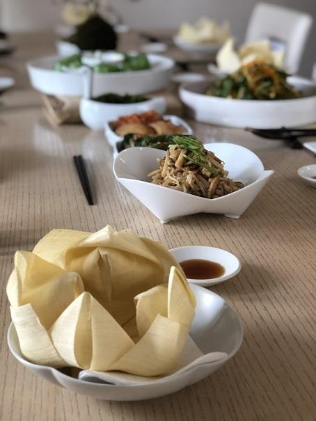 夏のイベントクラス無事終了 「美味しい韓国精進料理」_b0060363_12180900.jpeg