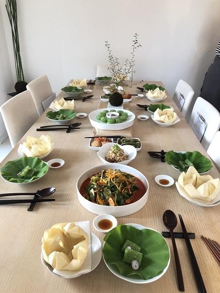 夏のイベントクラス無事終了 「美味しい韓国精進料理」_b0060363_12195129.jpeg