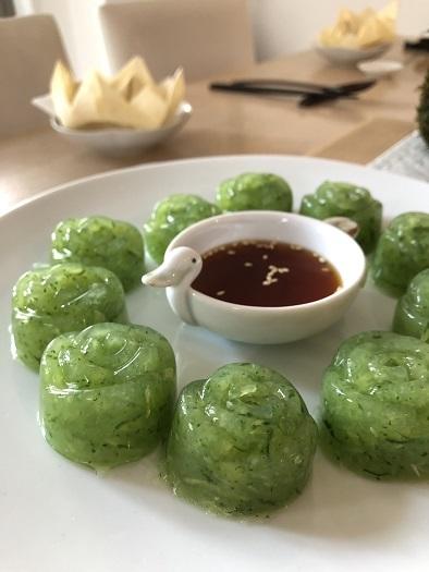 夏のイベントクラス無事終了 「美味しい韓国精進料理」_b0060363_12210900.jpeg
