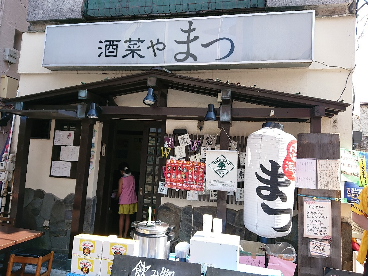 吉祥寺・阿佐ヶ谷で、オトナの縁日♪_c0100865_04443918.jpg