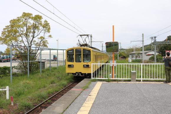 近江鉄道 鳥居本駅_c0001670_22094752.jpg