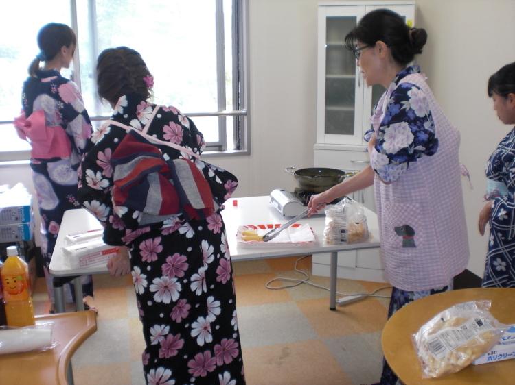 らくえん倶楽部の七夕祭り_e0191174_18310352.jpg