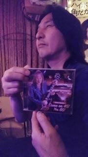 田中一郎さんのニューアルバム『Come on 45! Yes 65!』!_f0011975_18000290.jpg