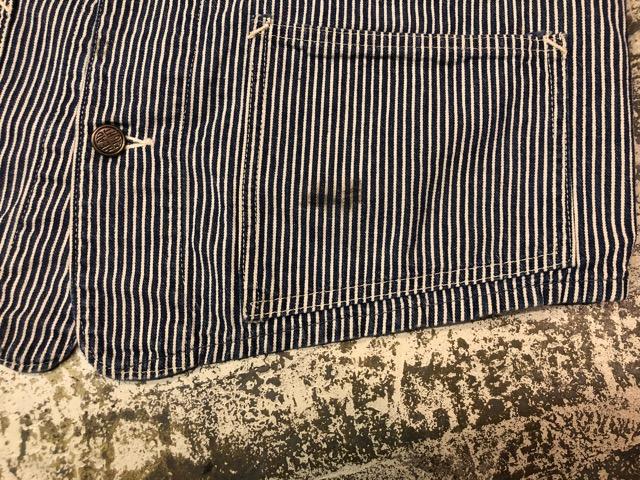 8月7日(水)マグネッツ大阪店 秋ヴィンテージ入荷!!#4  VintageWork編!! HEAD LIGHT & BlackChambray、BIG YANK!!_c0078587_18102194.jpg