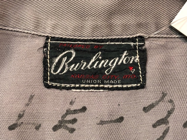 8月7日(水)マグネッツ大阪店 秋ヴィンテージ入荷!!#4  VintageWork編!! HEAD LIGHT & BlackChambray、BIG YANK!!_c0078587_1947124.jpg