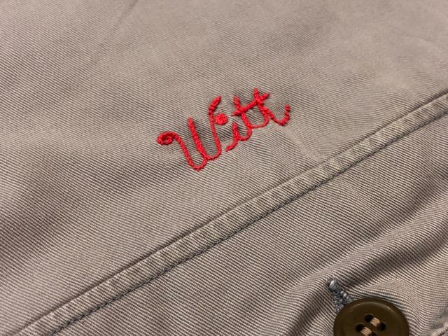 8月7日(水)マグネッツ大阪店 秋ヴィンテージ入荷!!#4  VintageWork編!! HEAD LIGHT & BlackChambray、BIG YANK!!_c0078587_1949019.jpg