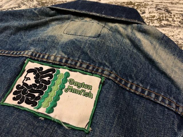 8月7日(水)マグネッツ大阪店 秋ヴィンテージ入荷!!#5  DenimJkt & Shirt編!! Levi\'s & Lee、Wrangler!!_c0078587_20504327.jpg