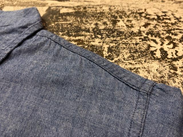 Chambray Shirt at U.S.Navy&Wrok!!(マグネッツ大阪アメ村店)_c0078587_23224140.jpg