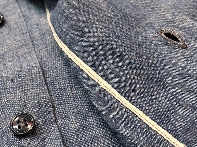 Chambray Shirt at U.S.Navy&Wrok!!(マグネッツ大阪アメ村店)_c0078587_23234245.jpg