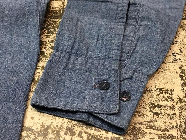 Chambray Shirt at U.S.Navy&Wrok!!(マグネッツ大阪アメ村店)_c0078587_2323917.jpg