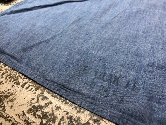 Chambray Shirt at U.S.Navy&Wrok!!(マグネッツ大阪アメ村店)_c0078587_23243351.jpg