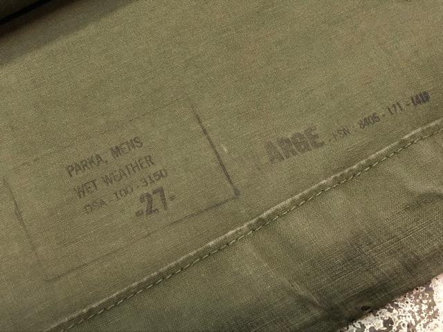 8月7日(水)マグネッツ大阪店 秋ヴィンテージ入荷!!#6  U.S.Navy編!! WatchCap & N-2 RainParka、N-4!!_c0078587_23524359.jpg