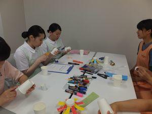 山形歯科専門学校と東北文教大学との交流事業を行いました!_e0196791_10510264.jpg