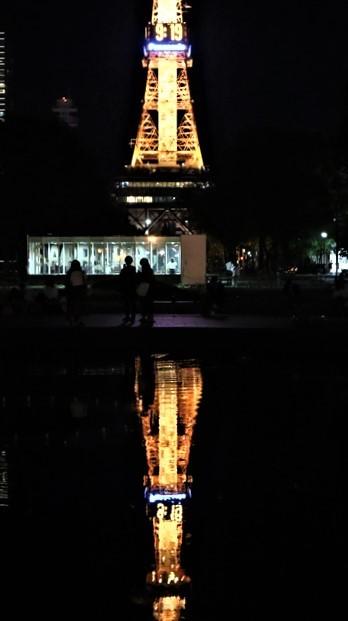 藤田八束の「世界は仲良く出来ないのか」@札幌の夜を楽しむ韓国からのお客様、政治は誰のために有るのか_d0181492_22240513.jpg