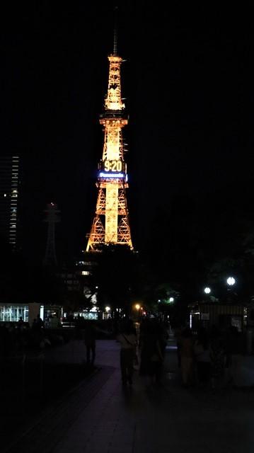 藤田八束の「世界は仲良く出来ないのか」@札幌の夜を楽しむ韓国からのお客様、政治は誰のために有るのか_d0181492_22250201.jpg