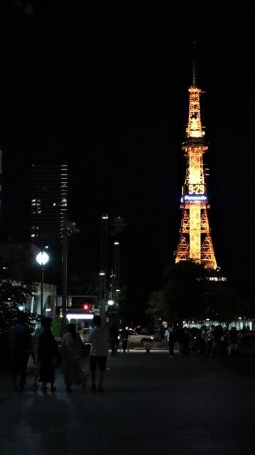 藤田八束の「世界は仲良く出来ないのか」@札幌の夜を楽しむ韓国からのお客様、政治は誰のために有るのか_d0181492_22251119.jpg