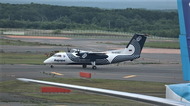 藤田八束の鉄道写真@札幌空港で離発着する飛行機、札幌空港からの貨物列車の写真、楽しい飛行機たちが勢ぞろいした札幌空港_d0181492_22425328.jpg