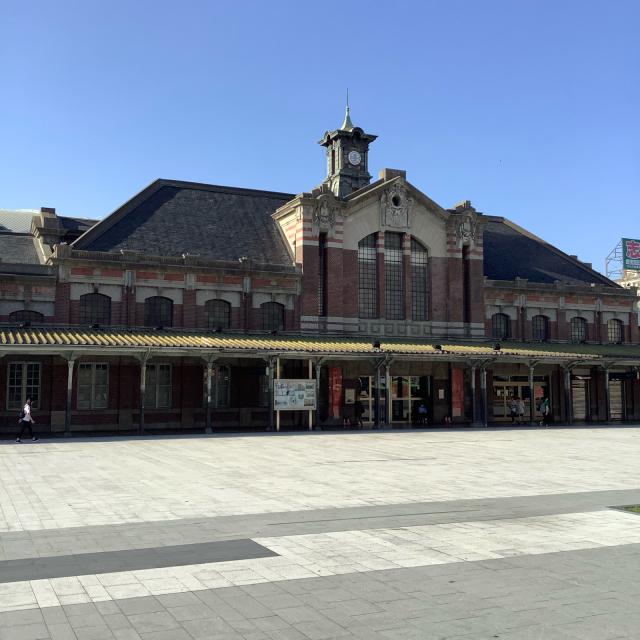 旧台鉄台中駅、美しい。_a0334793_02121398.jpg