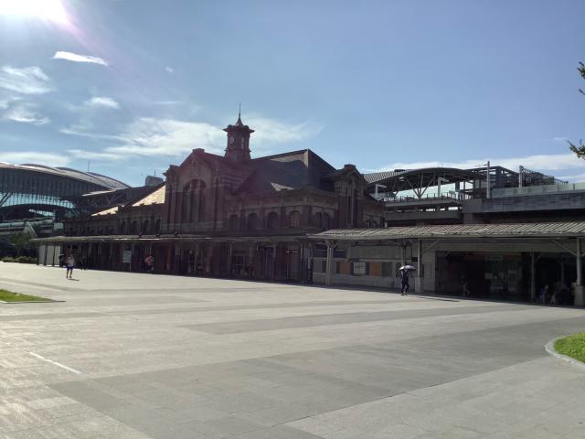 旧台鉄台中駅、美しい。_a0334793_02125828.jpg
