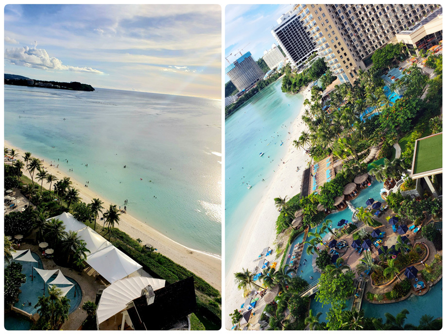 Guam*1(Dusit Thani Guam Resort)_d0224894_02260430.jpg